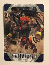 Final Fantasy VIII Carddass 36