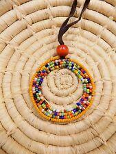 African Maasai Beaded Necklace Masai Massai ethnic tribal boho jnmp2
