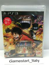 ONE PIECE PIRATE WARRIORS 3 - KAIZOKU MUSOU 3 - SONY PS3 - NEW SEALED NTSC JAP