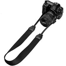 Black DSLR SLR Camera Shoulder Strap Neck Strap Hand Grip For Canon Nikon Sony