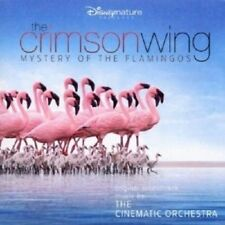 THE CINEMATIC ORCHESTRA - THE CRIMSON WING-MYSTERY OF THE FLAMINGOS CD POP NEUF