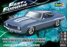 Revell Fast & Furious '69 Chevy Camaro Yenko Plastic Model Kit 85-4314