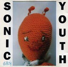 SONIC YOUTH --- Dirty --- 1992 CD ALBUM --- Geffen GFLD 19296 --- Grunge