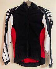 Assos BLACK/RED iJ.intermediate S7 Lady Long Sleeve Jersey XS