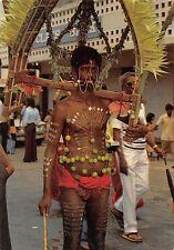 Mauritius Ile Maurice Cavadee Festival celebrated by Tamils annually Diwali