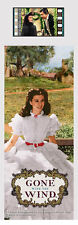 Film Cell Genuine 35mm Laminated Bookmark USBM515 Gone with the Wind Scarlett