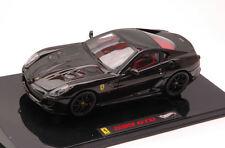 Ferrari 599 Gto 2010 Black Elite Collection 1:43 Model T6932 HOT WHEELS