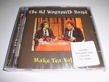 The R.J. Wagsmith  - Make Tea Not War - CD OVP