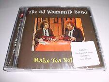 The R.J. wagsmith-Make tea not war-CD OVP