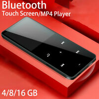 Lecteur MP3 MP4 Bluetooth  avec haut-parleurs de musique de sport FM Media Touch
