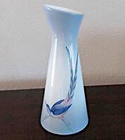 Antique Royal Jubilee Holland Handpainted Vase/Pitcher Bird of Paradise
