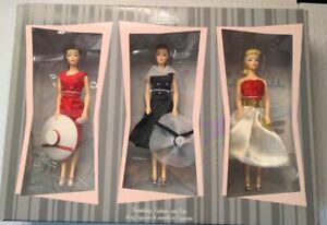 2004 Keepsake 45th Barbie Anniversary Collection Hallmark Friendship Fashion Fun