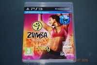 Zumba Fitness PS3 Playstation 3 Move **FREE UK POSTAGE**