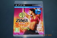 Zumba Fitness PS3 Playstation 3 Move