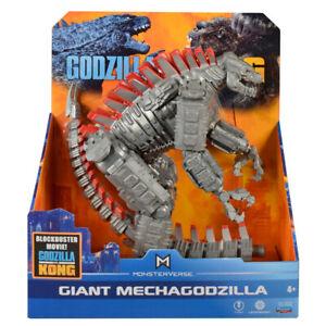 """Monsterverse Godzilla vs. Kong Giant 11"""" Mechagodzilla 28cm Tall 2021 Figure"""
