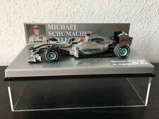 1/43 Mercedes GP F1 Team MGP W01 - #3 M. Schumacher (2010)