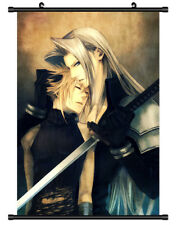 4539 Anime Final Fantasy VII Zack Fair Decor Poster Wall Scroll cosplay