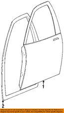 GM OEM Front Door-Weatherstrip Seal Left 30020547