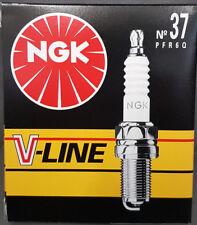 4X NGK PFR6Q Bujías V-Line No 37 VW Golf 4 1,8T 5773 , VL37 #
