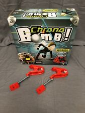 2016 Chrono Bomb Laser Field Game Replacement Lot Of 2 Standard Clamps Only