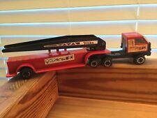 "Vintage 1981 TONKA Engine CO 23 Metal Fire Truck 11"" Long"