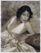 NORMA TALMADGE Art Déco OVERSIZE RUSSELL BALL 1920s