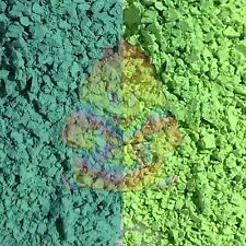 Ultra Thermal Dust! - Green to Yellow Thermochromic Color-Changing heat pigment