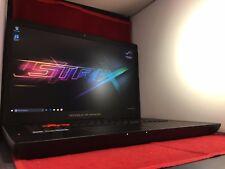 ASUS ROG GL702VS 17.3 - i7-7700HQ - NVIDIA 8GB GTX 1070 24GB DDR4 RAM 256GB SSD
