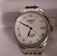 Tissot Le Locle Automatic Men's Watch T0064071103300 PRE OWNED with valuation