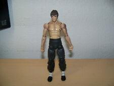Street Fighter Sota Fei Long Figure Capcom Black Pants