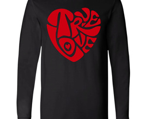 TRUE LOVE BY WISAM LONG SLEEVE UNISEX
