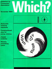 November Which? Home Magazines