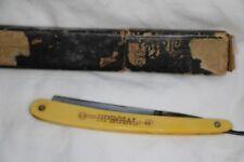 "Vintage Wade & Butcher Sheffield England Special 5/8"" x 6"" Straight Razor"