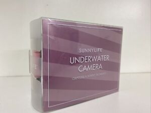 Sunnylife Underwater Camera - With Box Open Not Used