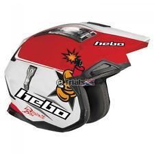 Hebo Zone 4 TONI BOU Replica Trials Helmet