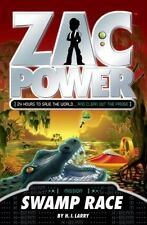 Swamp Race (Zac Power), Larry, H. I., New Books