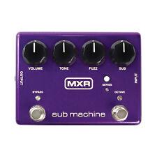 MXR M225 Sub Machine Fuzz Guitar Effects Pedal!