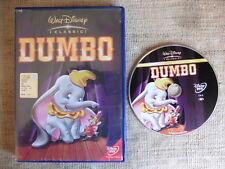 Walt Disney Dumbo DVD Z3 DV 0040 triangolo rosso ologramma tondo