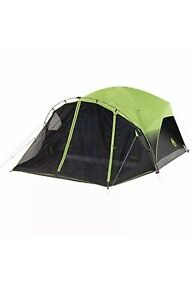 Coleman 2000033190 10 Foot x 9 Foot 6-Person Dark Room Fast Pitch Dome Tent