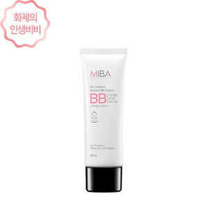 MIBA Ion Calcium Mineral BB Cream 50mL