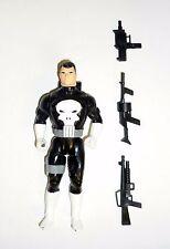"""MARVEL SUPERHEROES THE PUNISHER Vintage Marvel Toy Biz Action Figure 5"""" 1990"""