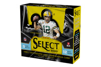 2020 Panini Select FOOTBALL Hobby Box FACTORY SEALED BOX NFL-HERBERT?BURROW?TUA?