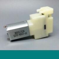 DC 3V 3.7V 5V Micro Air Pump Oxygen Pump Negative Pressure Suction Vacuum Pump