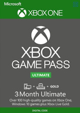 XBOX LIVE 3 MONTHS GOLD + Game Pass (Ultimate) Code (12x7 Days) INSTANT 24/7