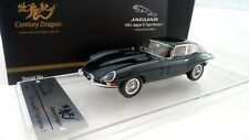 1:43 Jaguar E-Type Series I XK-E Fixed Head Coupe Century Dragon High-end Green