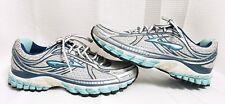 BROOKS Trance 11 Metallic Blue Running Shoes sz 11M Women's