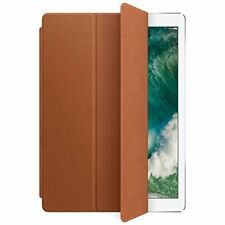 Apple Smart Flip Cover for Tablet Leather Saddle Brown 12.9-inch iPad Pro Mpv12z