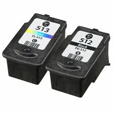Canon PG-512 & CL-513 Ink Cartridge Value Pack for Canon PIXMA Printers