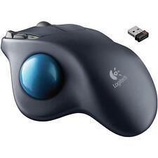 NEW Logitech Wireless Trackball Laser Track Ergonomic Mouse M570 Mac & Windows