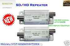 SD/HD Repeater / HD-SDI 500M / 3KV input or output /SD HD solution/Audio support